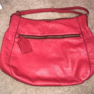Marc by Marc Jacobs beautiful red shoulder bag